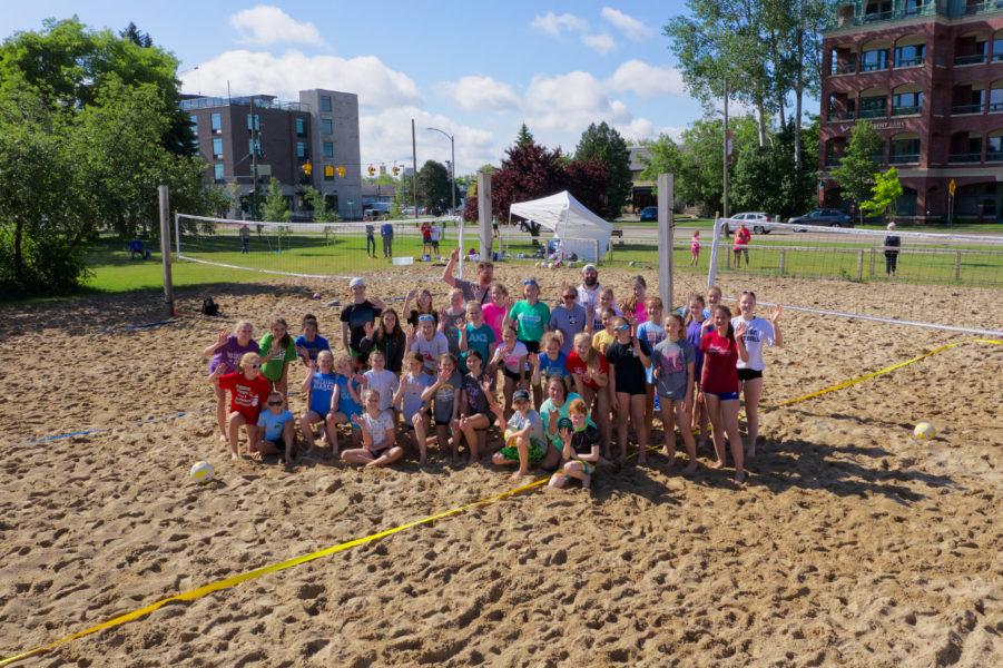 NorthShore Beach Volleyball Team